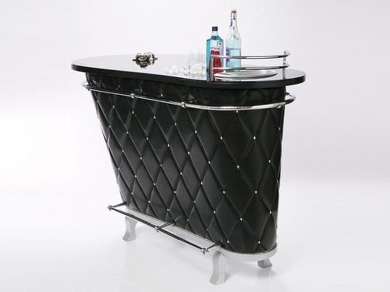 Mobile bar in ecopelle rockstar kare design for Mobili kare design