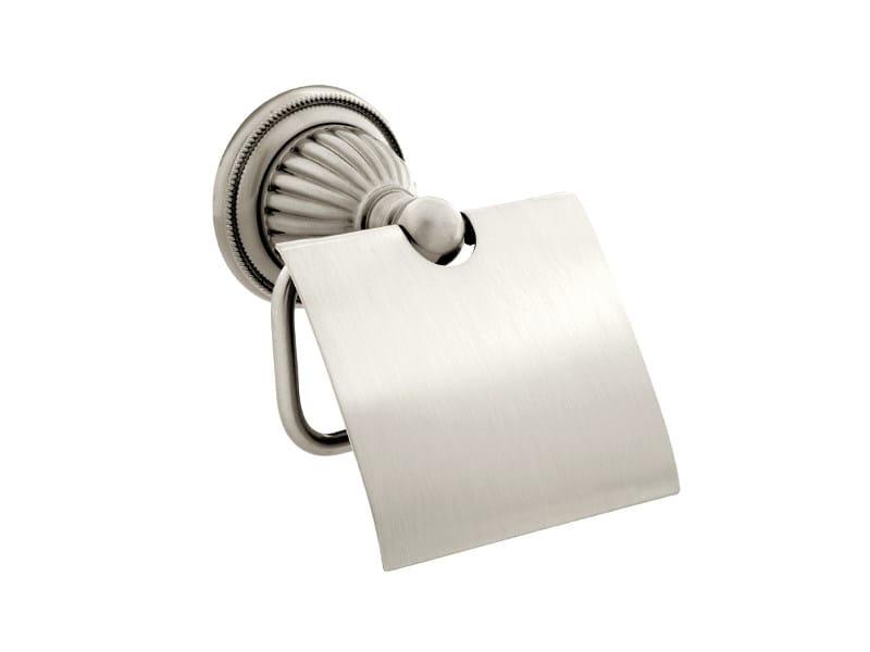 Brass toilet roll holder ARTICA | Brass toilet roll holder - Bronces Mestre