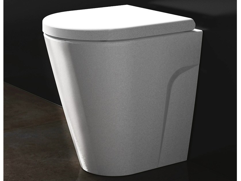 zero vp45 toilet by ceramica catalano. Black Bedroom Furniture Sets. Home Design Ideas