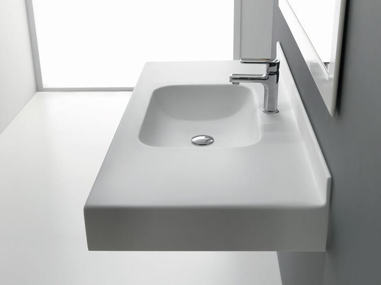 Lavabo da appoggio sospeso in hi macs press lavabo for Listino velux 2016