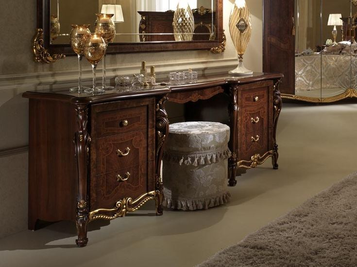 Classic style dressing table DONATELLO | Dressing table - Arredoclassic