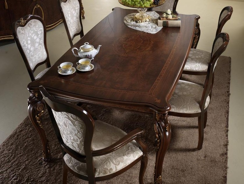 Classic style dining table DONATELLO   Table - Arredoclassic
