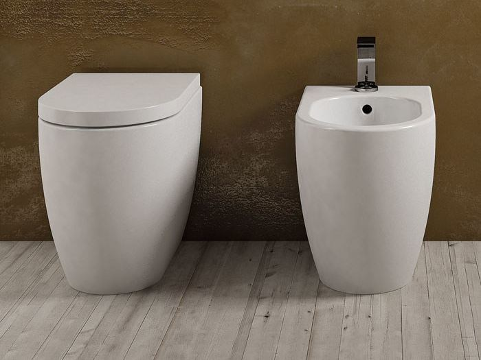 ceramic bidet smile collection by ceramica cielo design. Black Bedroom Furniture Sets. Home Design Ideas