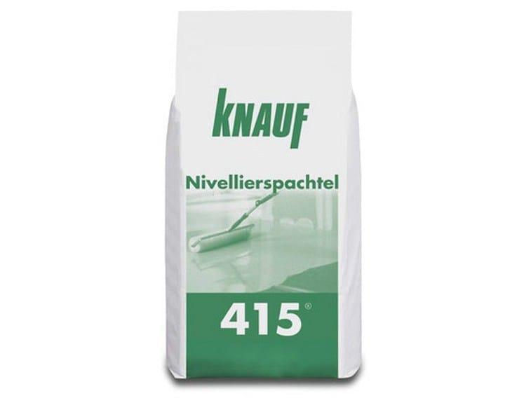 Self-levelling mortar NIVELLIERSPACHTEL 415 - Knauf Italia