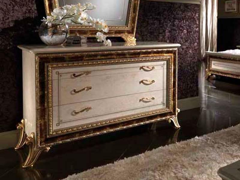 Classic style wooden dresser RAFFAELLO | Dresser - Arredoclassic
