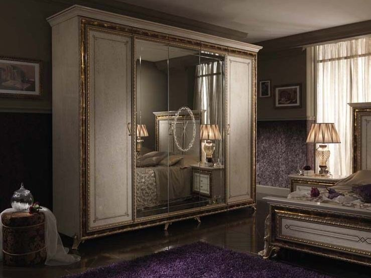 Classic style wardrobe RAFFAELLO | Wardrobe by Arredoclassic