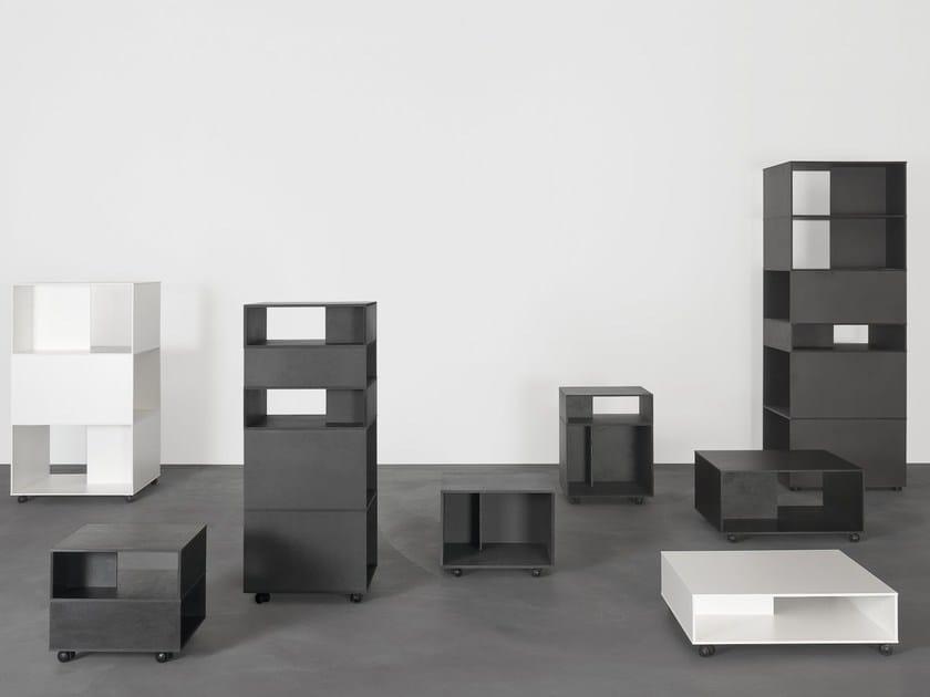 Sectional bookcase MATRIX   Bookcase - Sanktjohanser
