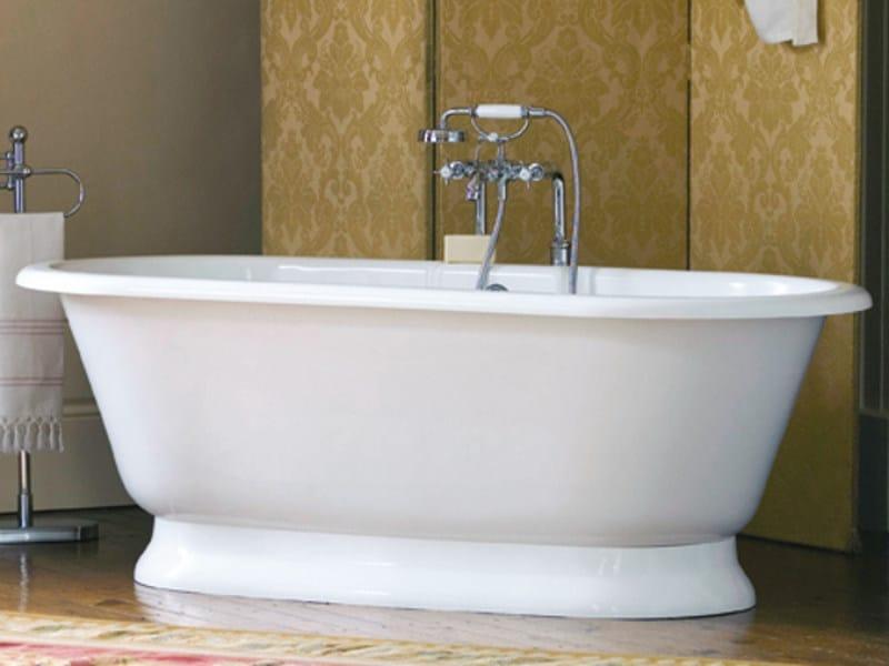 ovale badewanne aus quarrycast york by victoria albert. Black Bedroom Furniture Sets. Home Design Ideas
