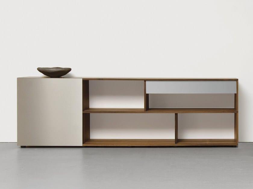 sideboard mit schiebet ren analog by sanktjohanser. Black Bedroom Furniture Sets. Home Design Ideas