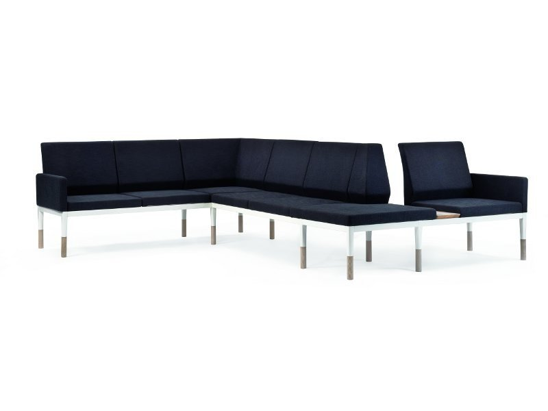Sectional leisure sofa REFORM | Sectional sofa - Johanson Design