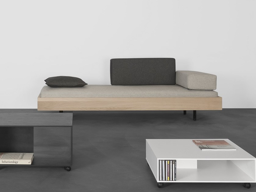Solid wood sofa / bed IKU - Sanktjohanser