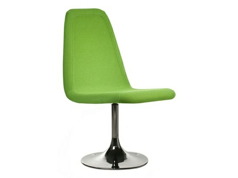 Swivel upholstered chair GAME | Chair - Johanson Design