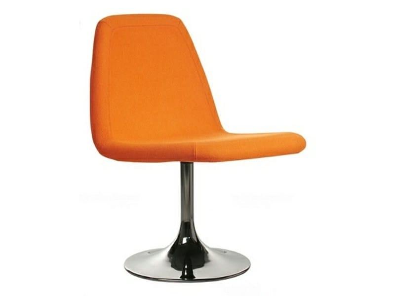 Swivel upholstered chair SPORT | Chair - Johanson Design