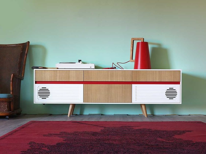 Sideboard with drawers SKAP | Sideboard - Miniforms