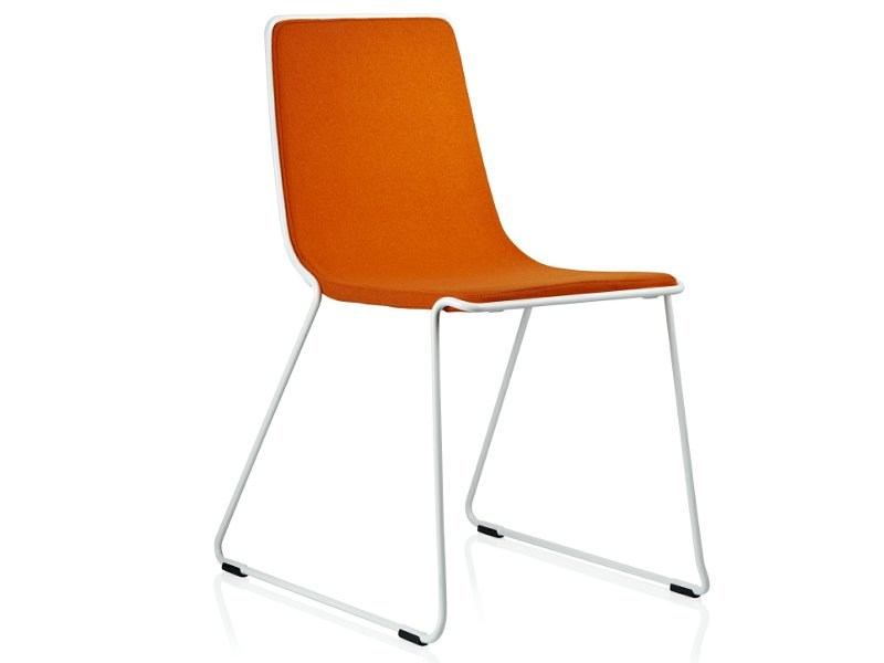 Sled base chair SPEED - Johanson Design