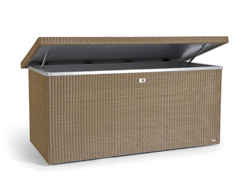 Rope garden storage box ASPEN   Storage chest - MANUTTI