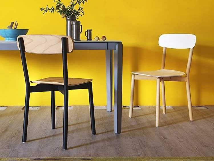 Beech chair AVIA - Miniforms