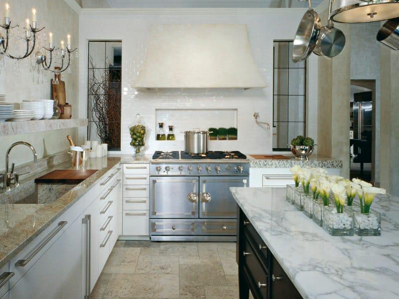 cucina a libera installazione in acciaio inox cornuf 110. Black Bedroom Furniture Sets. Home Design Ideas