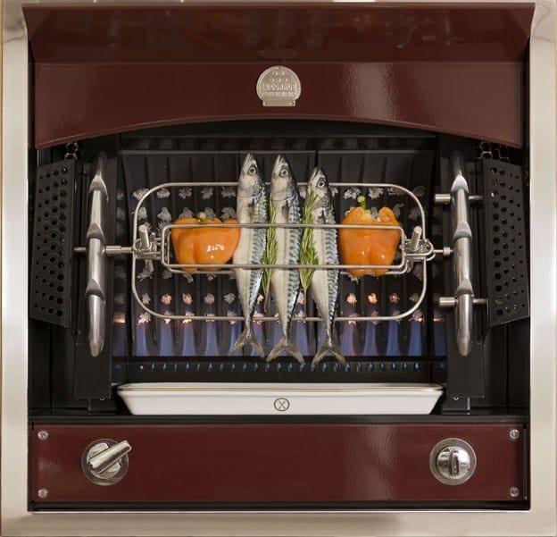 Built In Oven Flamberge Rotisserie By La Cornue