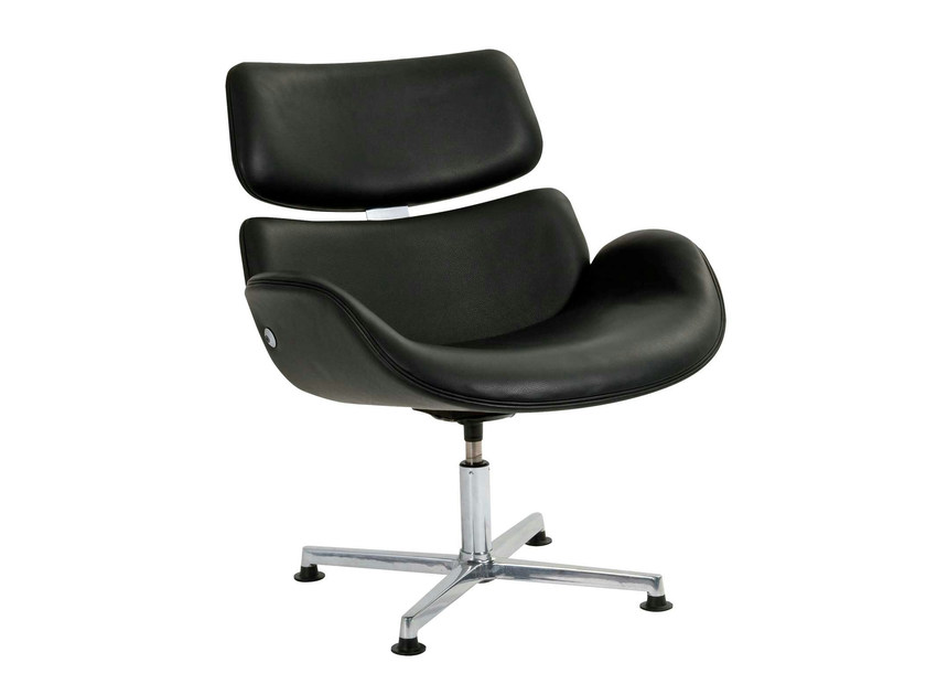 Cento fauteuil by roche bobois - Fauteuil pivotant inclinable ...