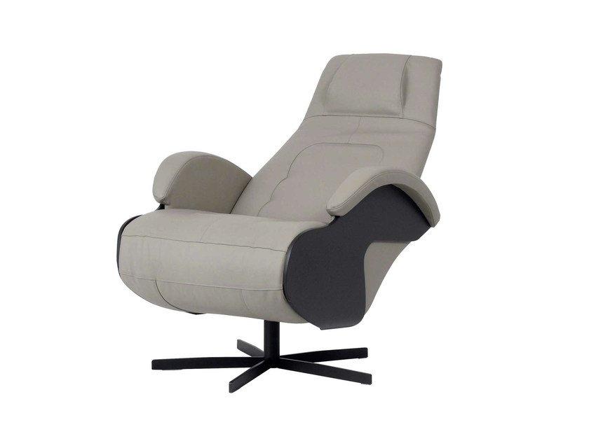 Recliner Armchair With Motorised Functions First Class Les