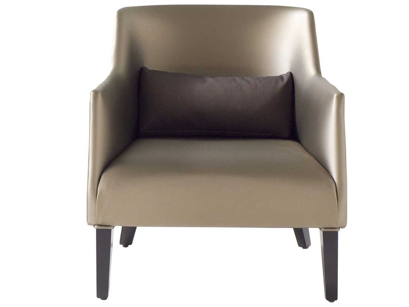 Upholstered armchair JAZZY - ROCHE BOBOIS