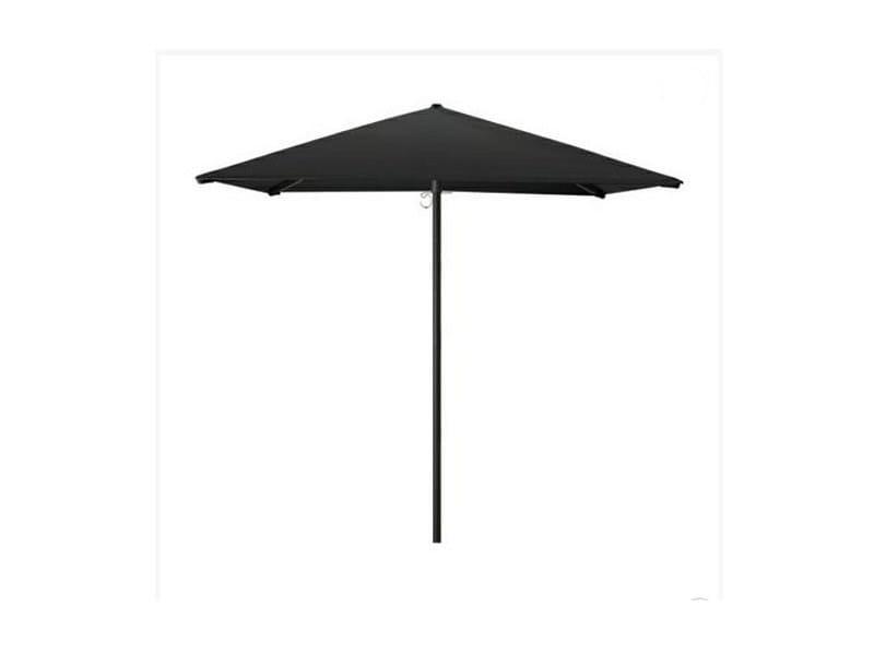 Garden umbrella SMALL SQUARE CENTRAL POLE UMBRELLA - MANUTTI