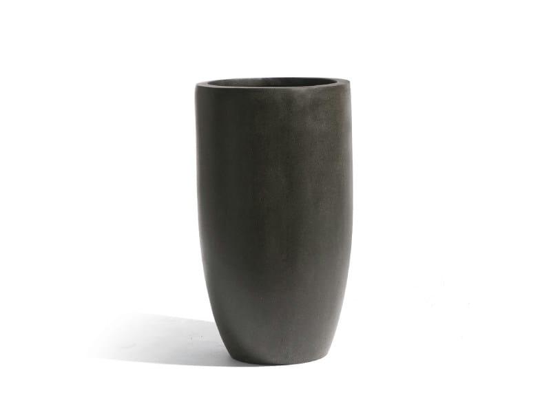 High vase PLANTER OBELISK - MANUTTI