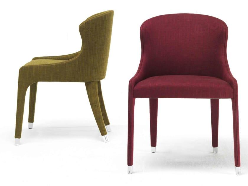 chaise rembourr e steeple collection les contemporains by roche bobois design enrico franzolini. Black Bedroom Furniture Sets. Home Design Ideas
