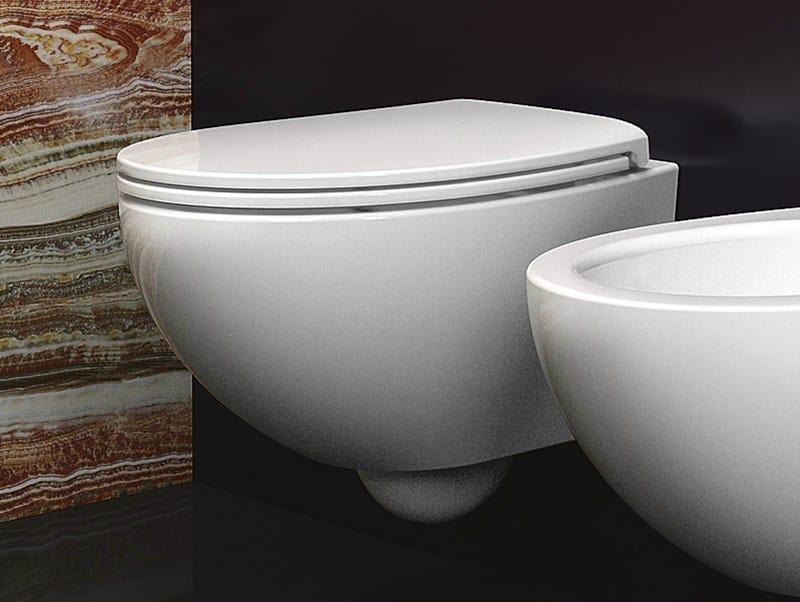 Ceramic toilet VELIS 57 SOSP | Toilet - CERAMICA CATALANO
