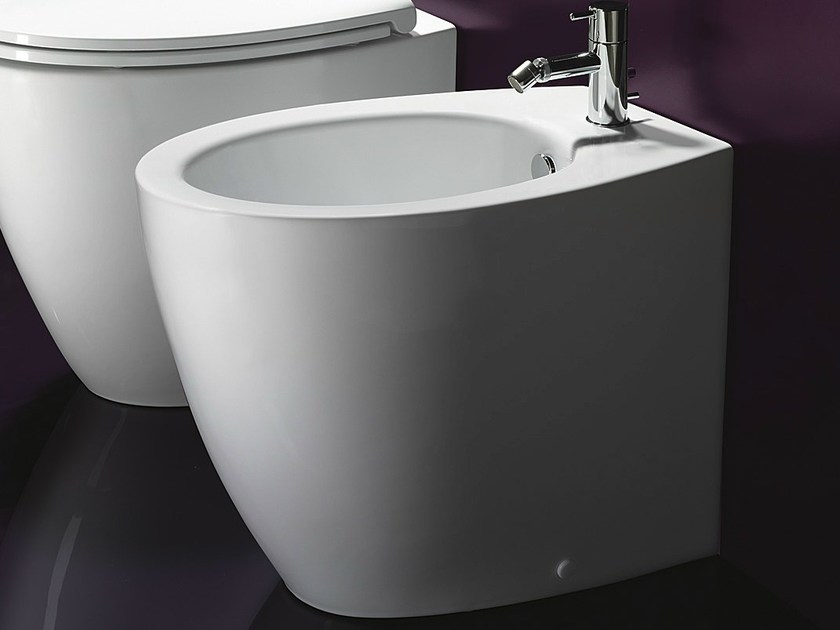 Ceramic bidet VELIS 57 | Bidet - CERAMICA CATALANO
