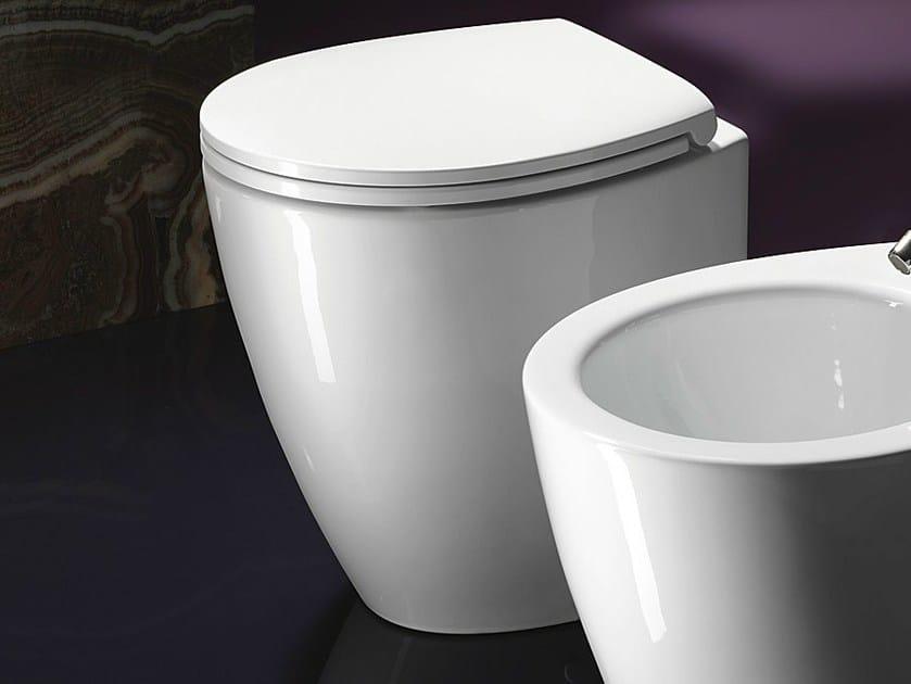 Design ceramic toilet VELIS 50 | Toilet - CERAMICA CATALANO