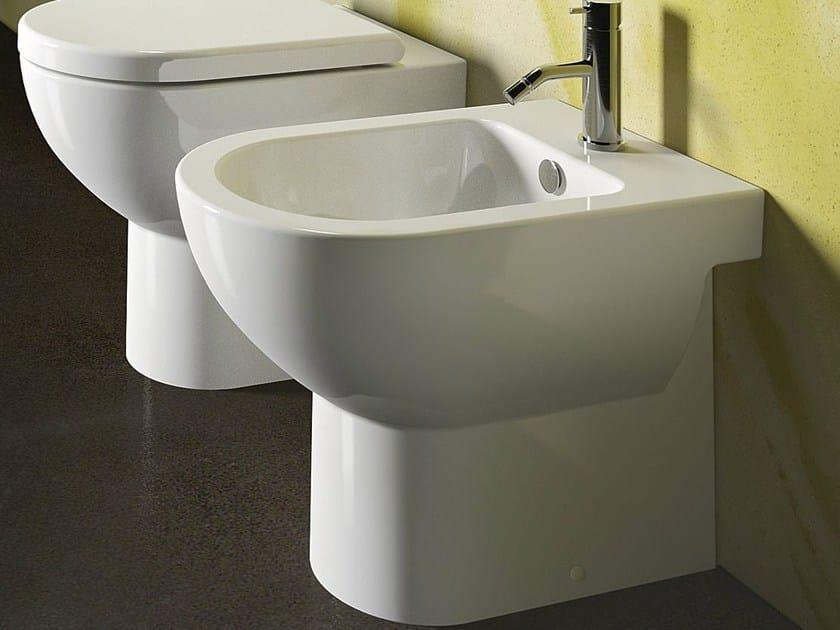 Design ceramic bidet SFERA 54 | Bidet - CERAMICA CATALANO