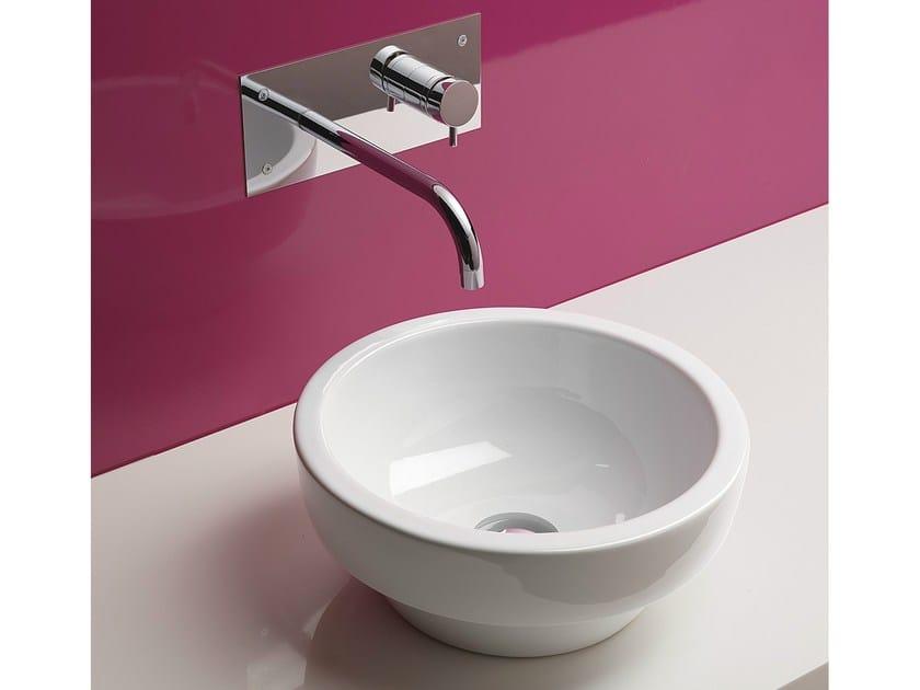 Countertop round washbasin SFERA 35 | Washbasin - CERAMICA CATALANO