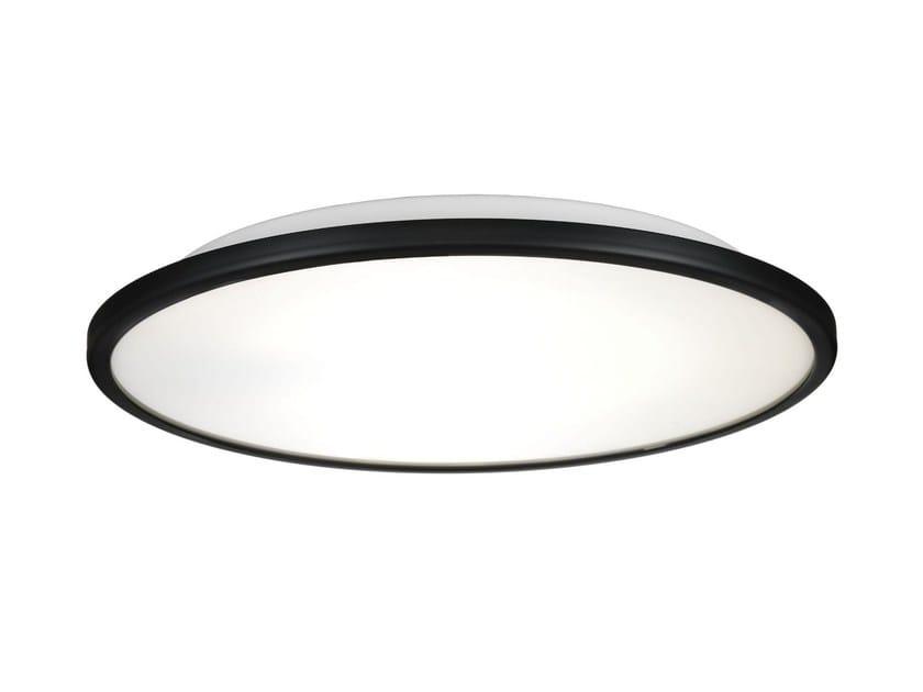 Glass ceiling light DISC - Örsjö Belysning