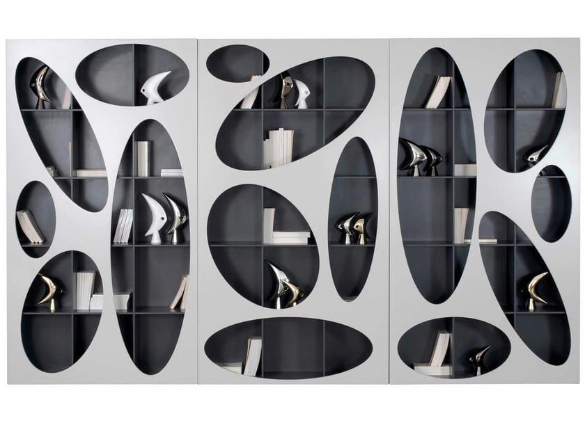 Biblioth Que Modulable Murale Denia Collection Les Contemporains By Roche Bobois Design Studio