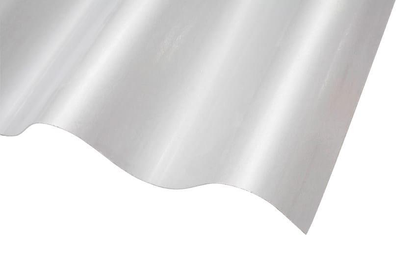 Laminati in vetroresina in lastre e rotoli ondulati e for Onduline plastica