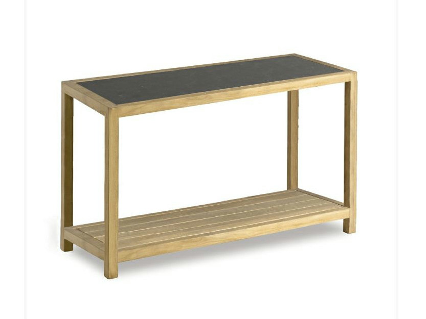 Teak garden console SORENTO | Console table - MANUTTI
