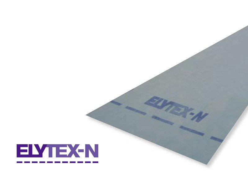 Breathable protective fabric for roof space ELYTEX-N® - BRIANZA PLASTICA