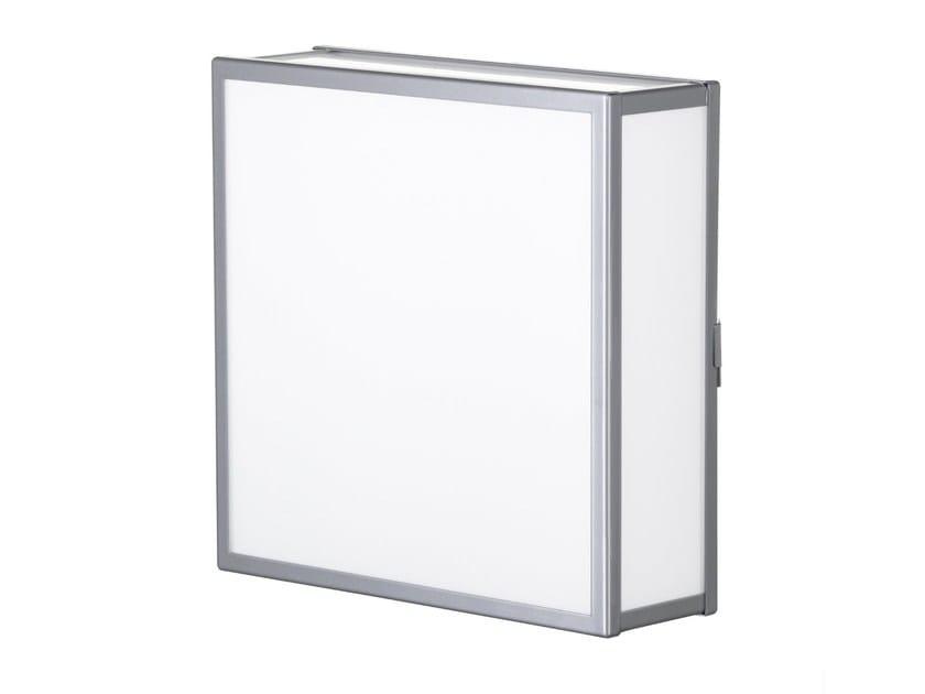 Glass wall lamp STRICT | Wall lamp by Örsjö Belysning