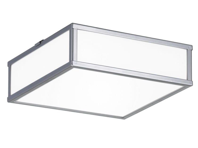 Glass ceiling lamp STRICT | Ceiling lamp - Örsjö Belysning