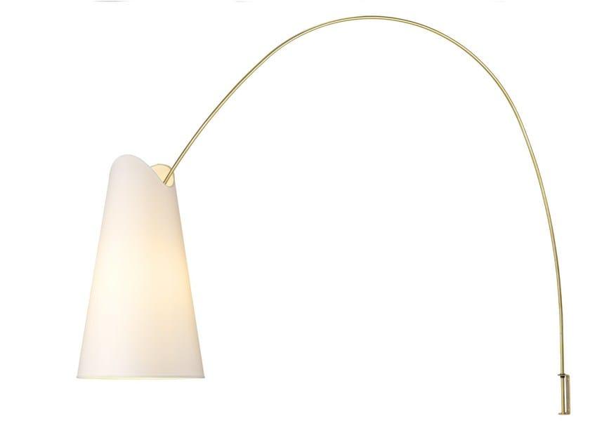 Chinette wall lamp GREAT WHITE - Örsjö Belysning
