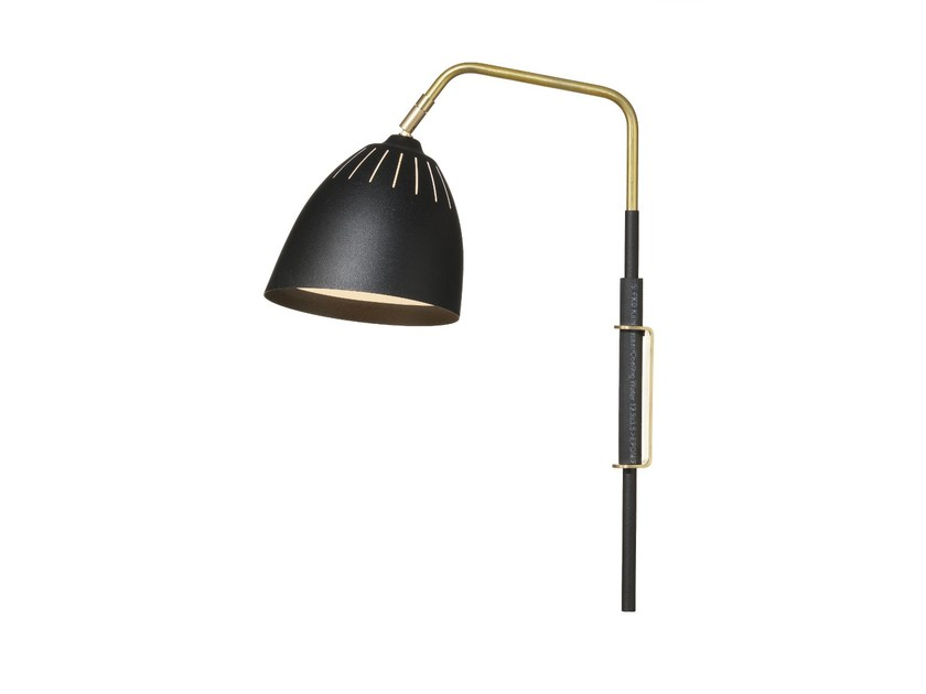 Metal wall lamp LEAN | Wall lamp by Örsjö Belysning