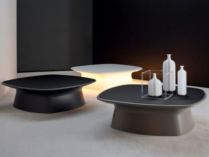 Low coffee table AURA - Bonaldo