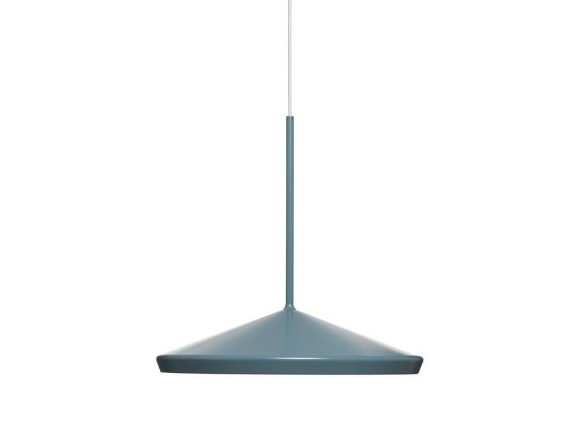 Metal pendant lamp ginko by Örsjö belysning design norway says