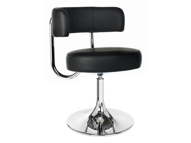 Swivel upholstered chair JUPITER | Chair - Johanson Design