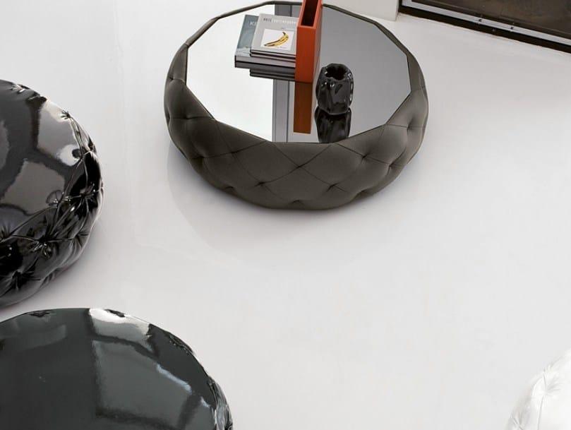Low coffee table GLAM GLASS - Bonaldo