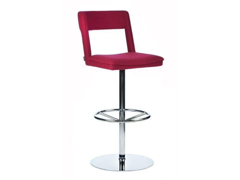 Height-adjustable swivel barstool JACKIE | Swivel stool - Johanson Design