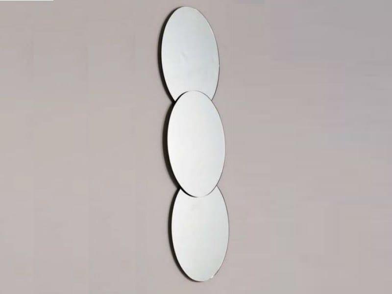 Wall-mounted mirror ORAZIO - Bonaldo