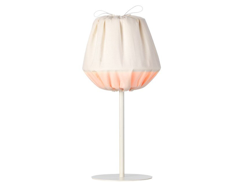 Fabric table lamp BAKLAVA | Table lamp - Örsjö Belysning
